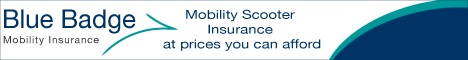 Blue Badge Mobility Insurance